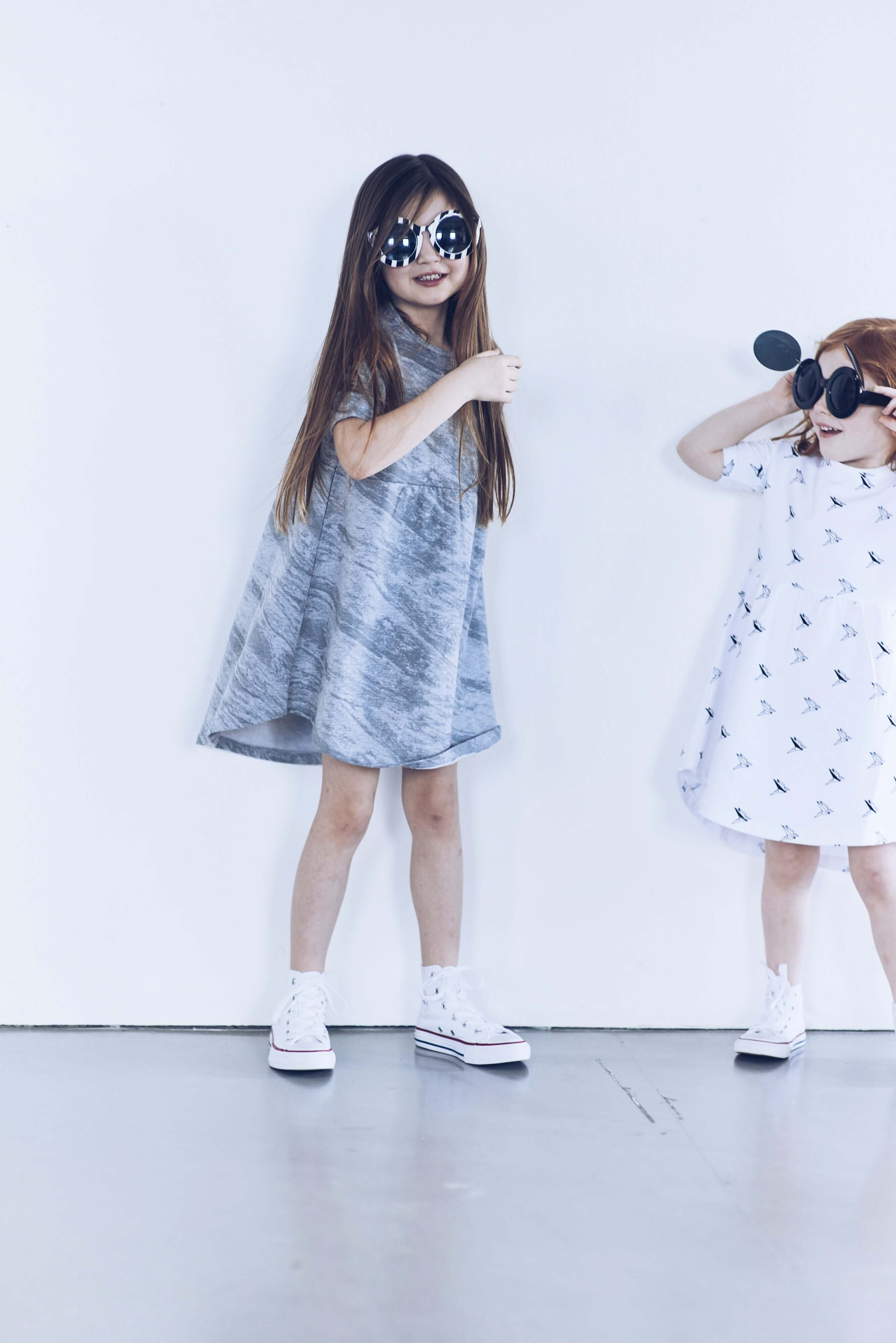 Dudes N Dolls SS16 Marble Dress Lifestyle