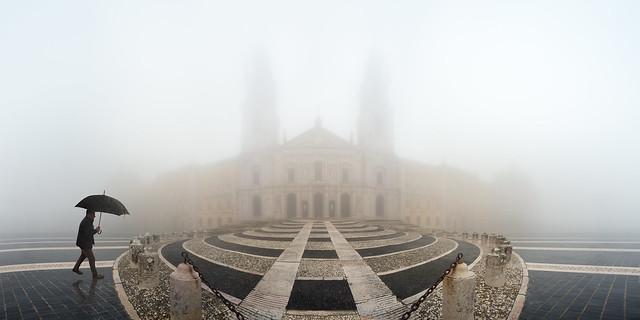 Le couvent englouti