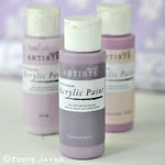 Lavender Acrylic Paint