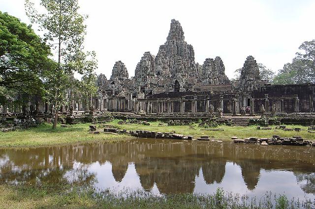 2007092506 - Angkor Thom(Bayon)
