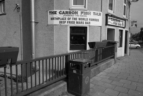 Carron Fish Bar