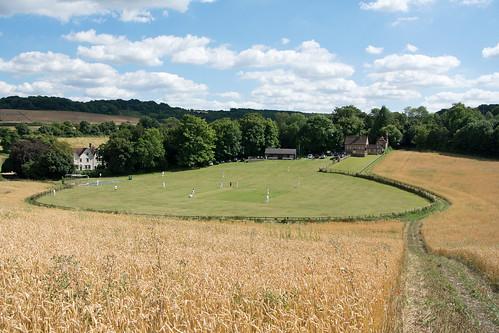 Luddesdowne Cricket Club, Kent
