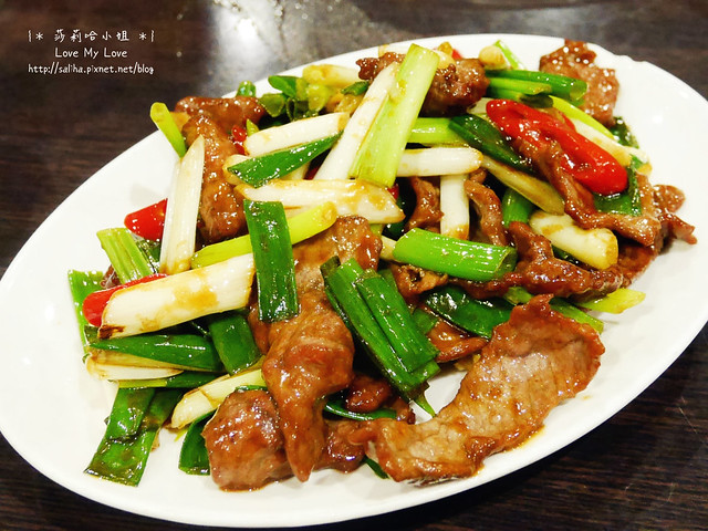 新店大坪林美食餐廳上川館熱炒合菜 (8)