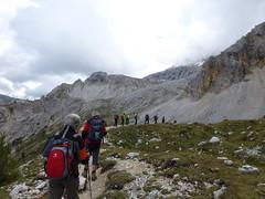 Auf dem Höhenweg zur Plätzwiese