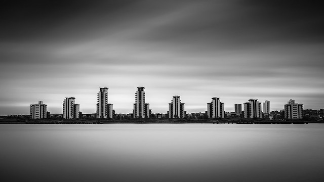 Scott Baldock - Woolwich - Commended: Landscape Photographer Of The Year 2014