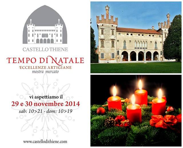 Castello di Thiene - Tempo di Natale 2014