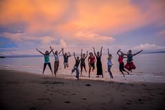 Day Beach in Costa Rica