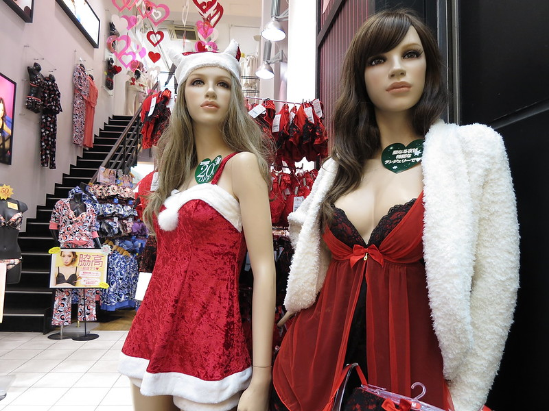 sexy mannequins