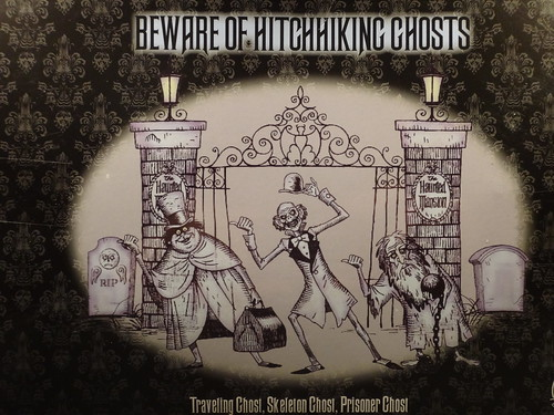Hitchhiking Ghosts Box back