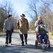 Walking with Uncle Dean by OakleyOriginals