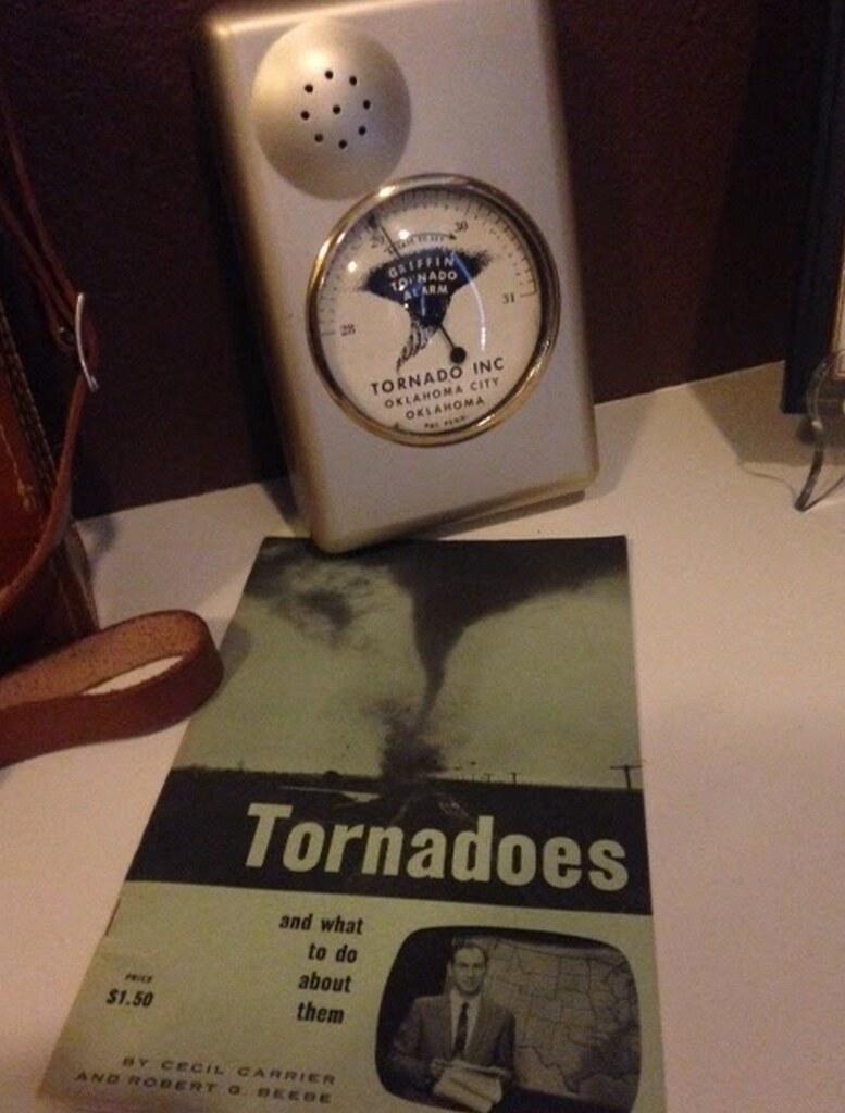 old tornado siren
