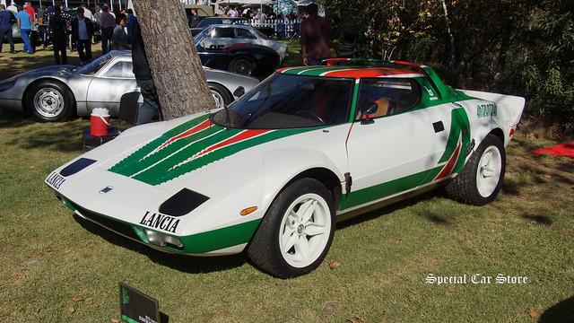 1976 Lancia Stratos Bertone Designers' Choice Award