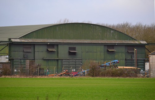 Original J type hangar built to specification 5835/39