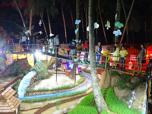 Christmas Cribs 2014, Goa