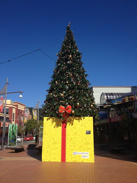 Wellington Christmas tree