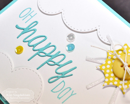 Oh Happy Day Close-Up by Kim Singdahlsen