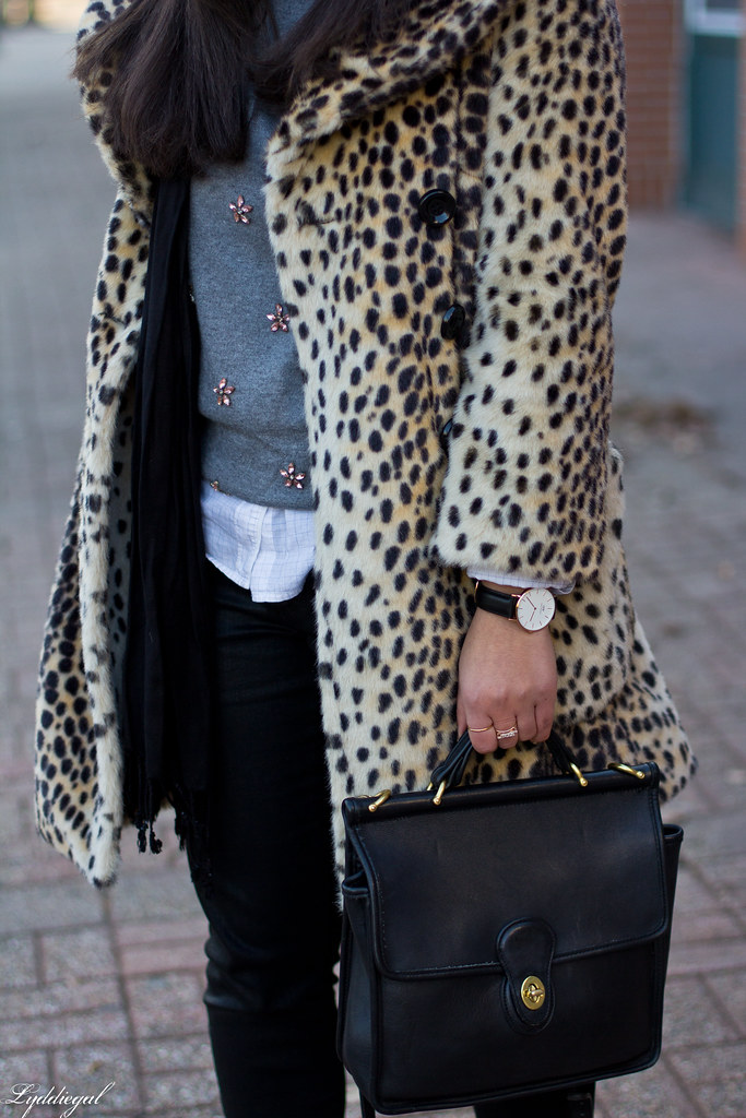 leopard coat, black denim, grey sweater-5.jpg