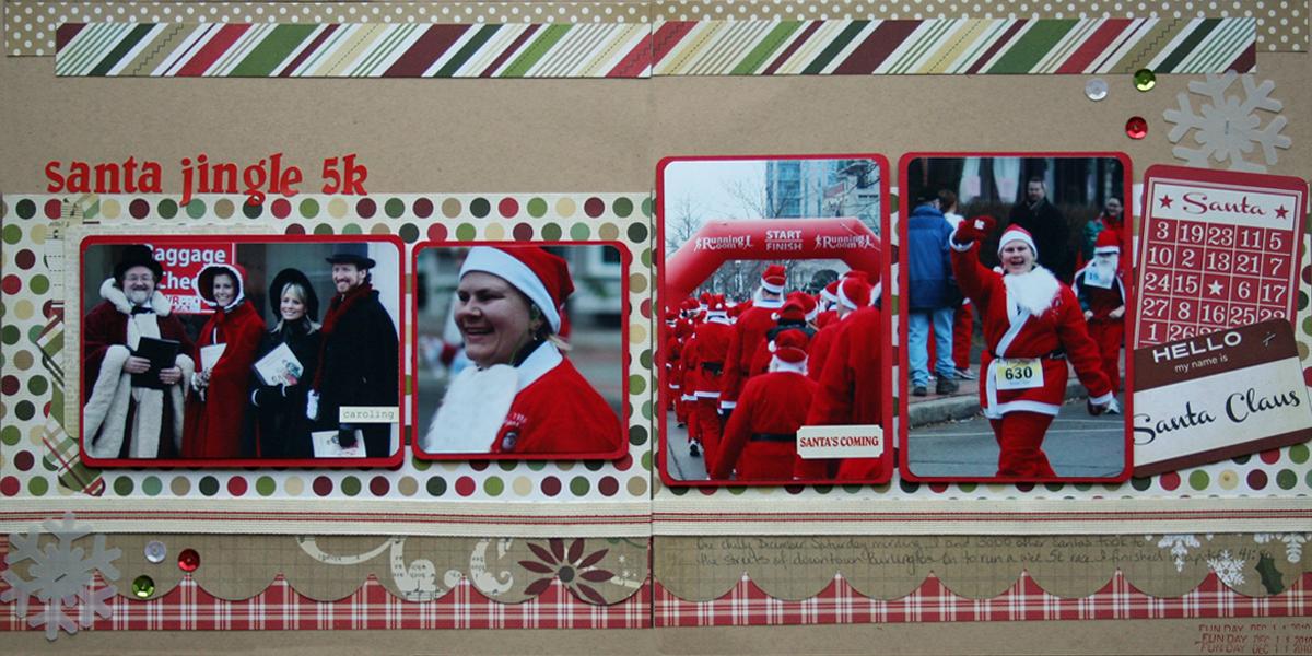 Santa Jingle 5k