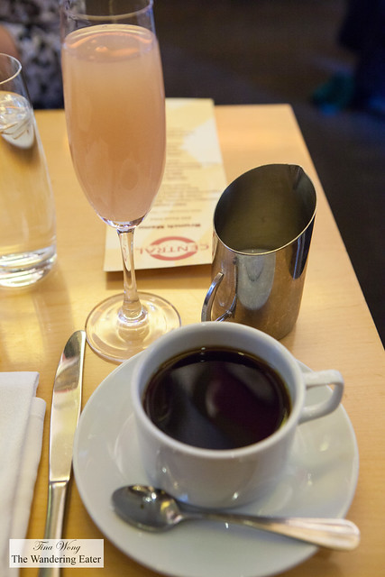 Coffee and Bellini