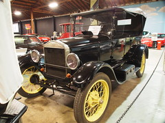 1926 Ford Model T Touring Car '7HAS570' 1