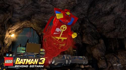 LEGO Batman 3: Beyond Gotham - Red Tornado