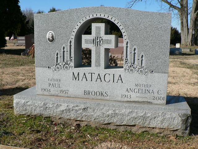 PAUL MATACIA Headstone