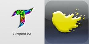 Tangled FX and Glaze