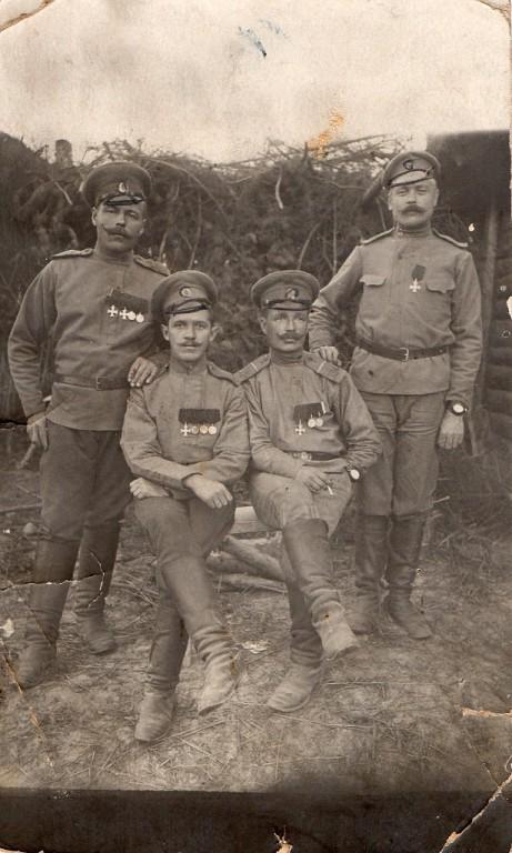 Из личного архива Каленовой Р.А