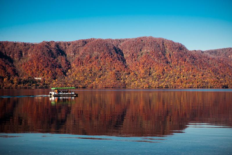 日本 青森–東北之旅–十和田湖
