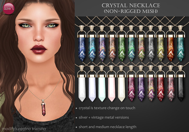 TFC (Crystal Necklace)
