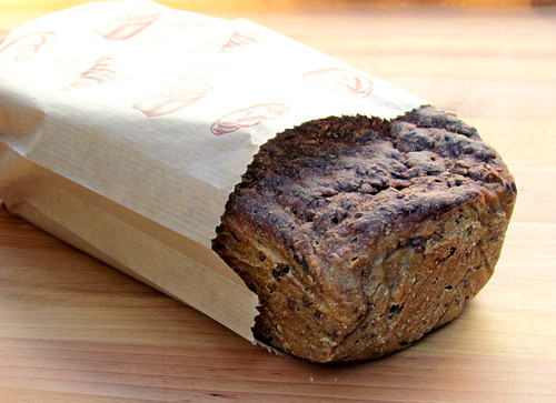 Rye Bread with Coffee and Molasses