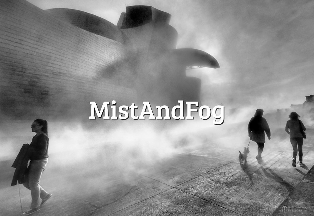 Flickr Friday: MistAndFog | Sometime the air is so thick that we can only see blurred images of things, and it creates a special beautiful experience.