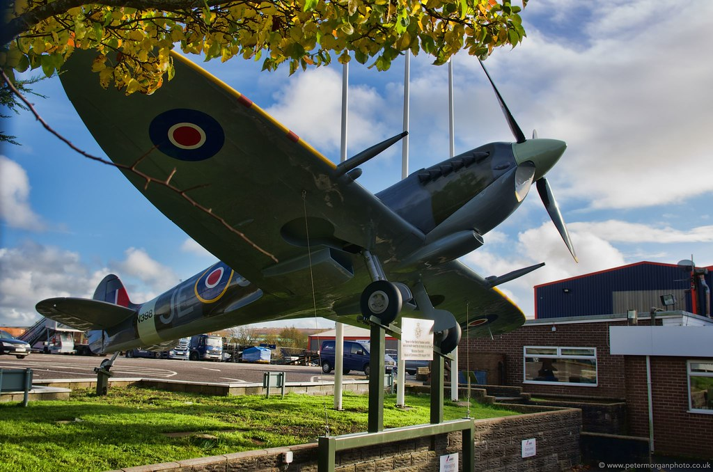 Spitfire Gate Guardian, Pyle