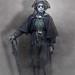 Living statue by John H W Barber