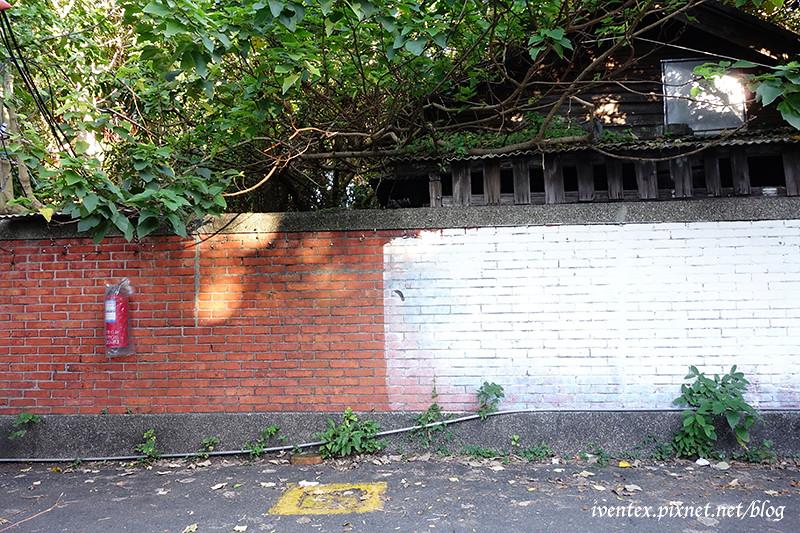 29刀口力捷運北門站鄭州路台鐵眷村老廢墟