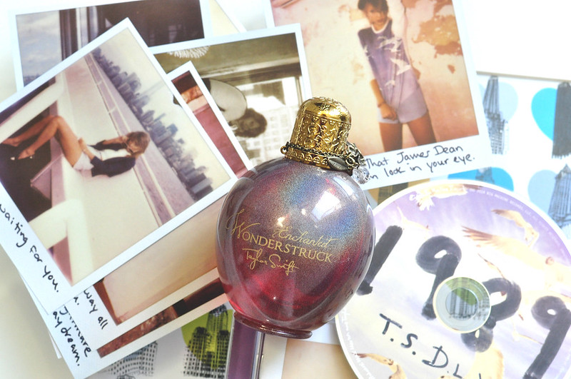taylor swift enchanted wonderstruck perfume review rottenotter rotten otter blog 2