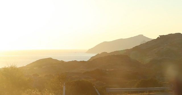 Sardinia - Coastal Road.