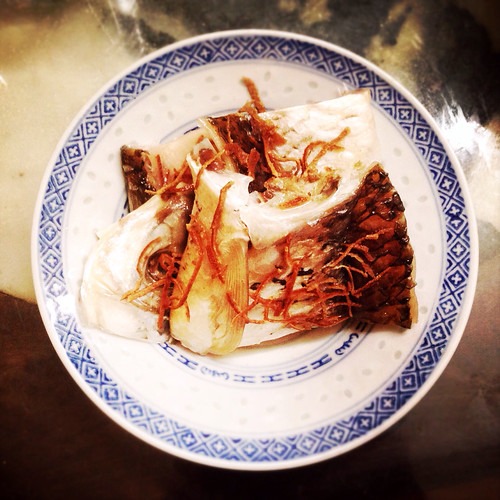 Steamed, Sun Dried, Mud Carp,, Dace, fish, chinese, recipe,  蒸, 臘, 鯪魚, preserved fish, 順德