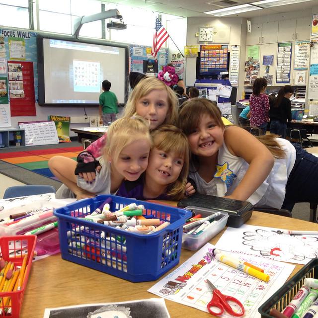 Vida's Classmates