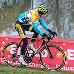 Bpost Trofee Hasselt '14 Opwarming