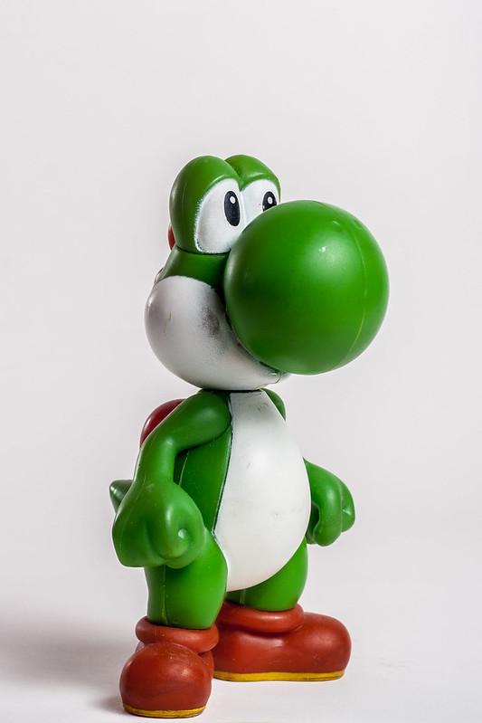 Yoshi figura Nintendo