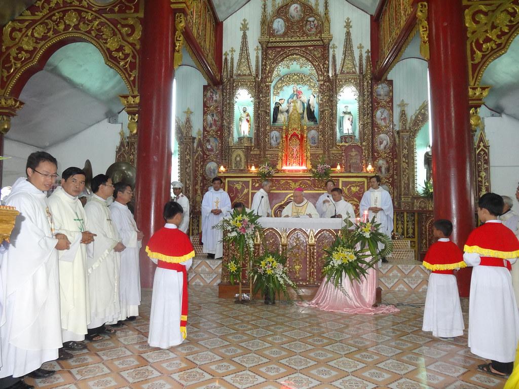 Huynh Đoàn Giáo Phận Thái Bình Mừng Lễ Thánh Quan Thầy Martinô