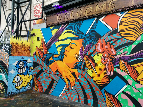 by Bicicleta Sem Freio (fish on the left by PEZ)