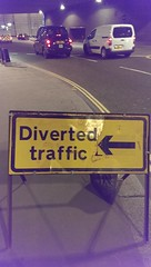 Diverted Traffic