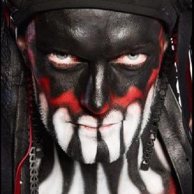 Wwe Face Paint Wrestlers
