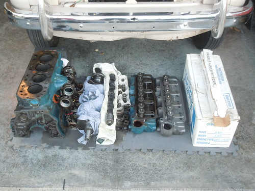 E-1 Engine Rebuild - Parts Info - Nissan Forum | Nissan Forums
