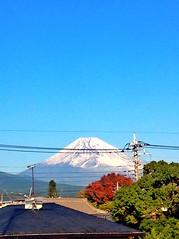 Mt.Fuji 富士山 11/23/2014