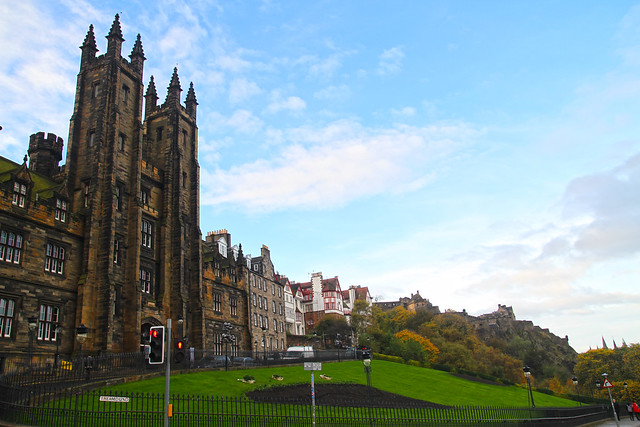 UK Autumn Trip - Edinburgh City