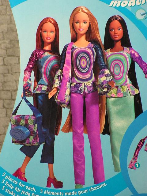 2000 Barbie Fashion Party Teen Courtney Friend Of Skipper 29104 (5)