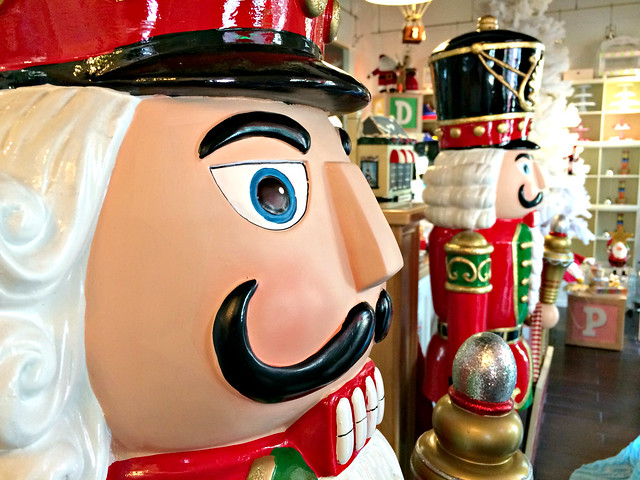 Nutcrackers at U Can Cook